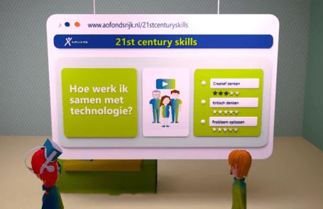afbeelding 21st century skills