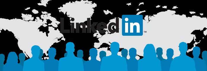 LinkedIn in afbeelding logo