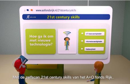 illustratie 21st century skills