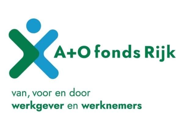A+O Fonds Rijk. Van, voor en door werkgevers en werknemers