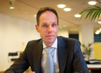 foto van Vries Kool, bestuurslid A+O fonds Rijk